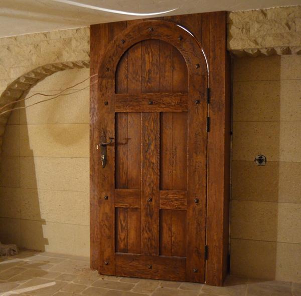 Дверь под старину видео